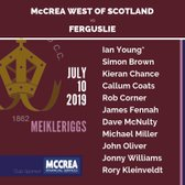 Twenty20 Semi Final: Ferguslie vs McCrea West of Scotland