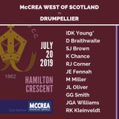 McCrea West of Scotland vs Drumpellier