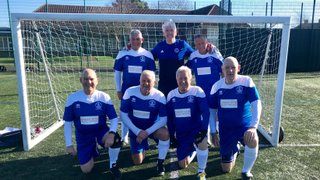 ESSEX WALKING FOOTBALL OVER 65s LEAGUE COMPETITION 2019