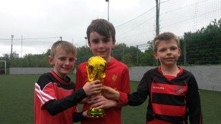 U10TIMPSCFT Trophy