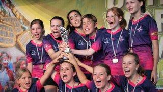 UWG 2016 - girls - U12