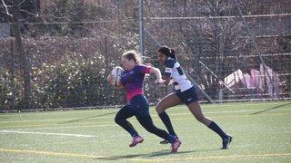 Power Girls - Erste Platz in U16 - Rugby Austria Turnier