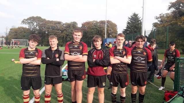 Cobra Boys Representing RGC South U15s