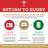 COBRA Minis & Juniors Return to Rugby - Sunday 20th September