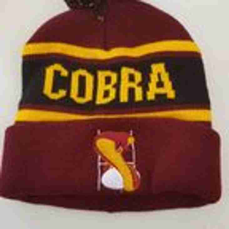COBRA Clothing Sale Now On