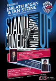 Comedy Night at the Blues Marquee