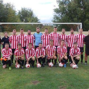 Graham St Prim's v Aylestone Park FC.