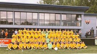 AFC Sudbury EJA U15's