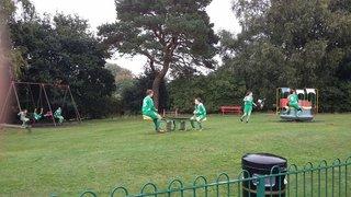 U16 v Woburn & Wavendon (Lionesses) - Sat  8 Oct 2016