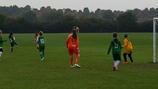 U10 v Milton Keynes City FC - Jades (u10) - Sat 15 Oct 2016