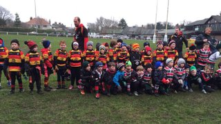 Southport Under 7s away to Waterloo