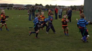 Southport U7s at home to LSH and Liverpool Collegiate
