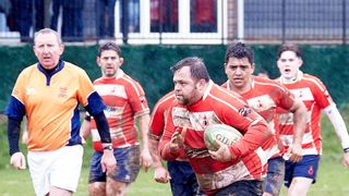 CRFC 2nds vs East bGrinstead home 3-2-18