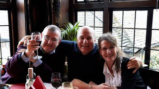 Friday Club Christmas lunch - Kings Arms 19th Dec. 2018