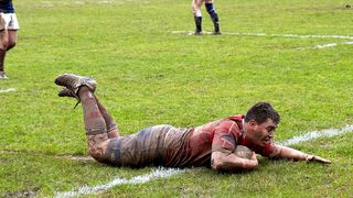 Boro's 2's on Top form in local derby......