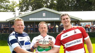 CRFC XV vs EastGrinstead - home friendly 31st Aug 2019