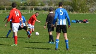 Buckingham United FC V NHBC - Bill Johnson Supplementary Cup QF