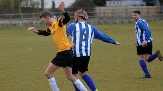 MATCH REPORT - Steeple Claydon 3-3 Buckingham United
