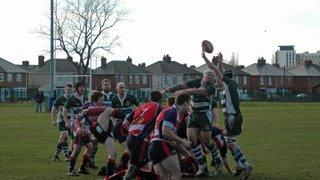 Billingham Lions v Morpeth  Final  Home  23/03/15