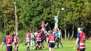 Billingham Lions v Morpeth  Home  19/09/15