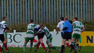 Billingham Lions v Hartlepool Rovers. 2015-16  Away  21/11/15