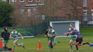 Billingham Lions v Horden   Away  27/02/16