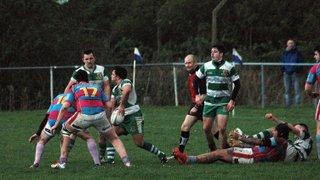 Billingham Lions v Mowden Park II. County Cup Final  Home  01/04/17