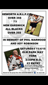 IN MEMORY OF ADY ROBINSON & PHIL MARWOOD
