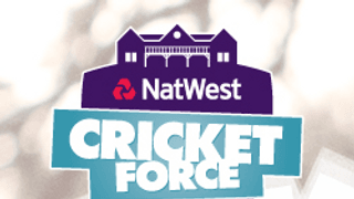 Natwest Cricket Force - Saturday April 1st from 10am