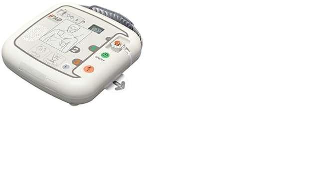 Defibrillator Training at the pavilion - 2pm on Saturday November 30th
