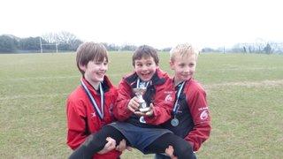 2015 - Under 11's Sussex Regional Finals Runner Up - Hastings