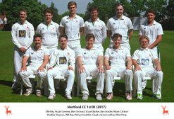 Hertford triumphant in play off against local rivals Hoddesdon