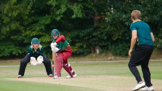 Hertford Pipped by Mymms in Balls Park Thriller