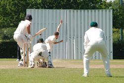 Orchard is the Apple of Hertford's Eye as 1st XI Hammer Luton