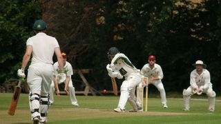 Hertford 1XI Swept Aside by Totteridge