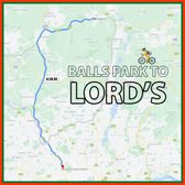 Balls Park to Lord's Cricket Ground