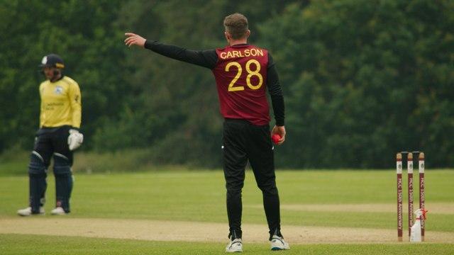 Carlson Inspires Low Scoring Hertford Win Against Harpenden