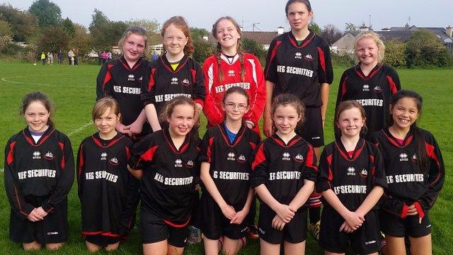 MRFC-U14 Girls