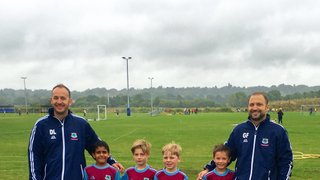 Under 8's Warriors
