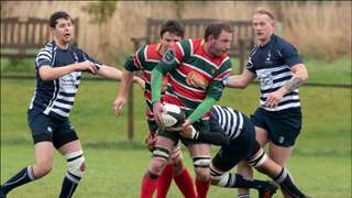 First xv beating top of the table Newark