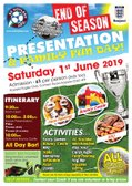 2019 Presentation Day - What's Happening?