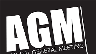 AGM - UPDATE - MON JUNE 5TH @ 19:45