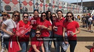 Basidon HC at ENGvNED June 11th 2017