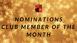 September - Nominate your CMOTM
