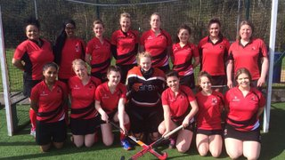 Top of the table after two weeks for Luton Ladies 2s