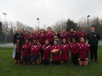 U18's/ U15's/ U13's GIRLS - The Stingrays