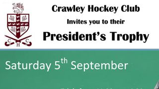 Annual President's Trophy - Saturday 5th September