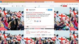 Crawley vs Coalville HA VASE Cup Final 2 May 2015