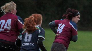 Bletchley Ladies vs Newtonians Ladies (Photos By Tom Blackman)