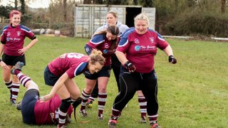 Bletchley Ladies vs Rugby Lionsses (Photos By Tom Blackman